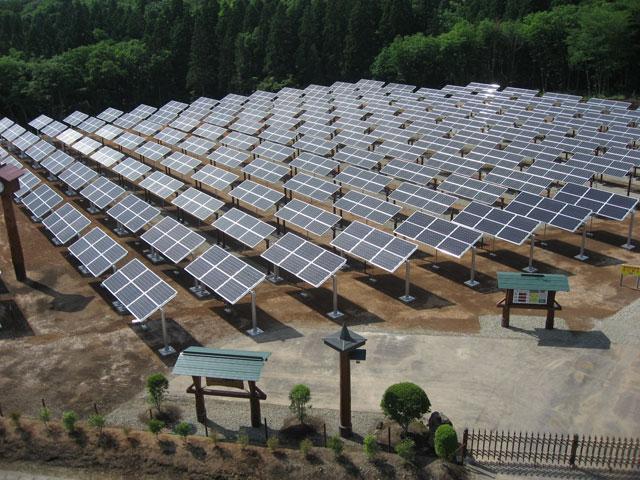太陽光発電所(EPC)