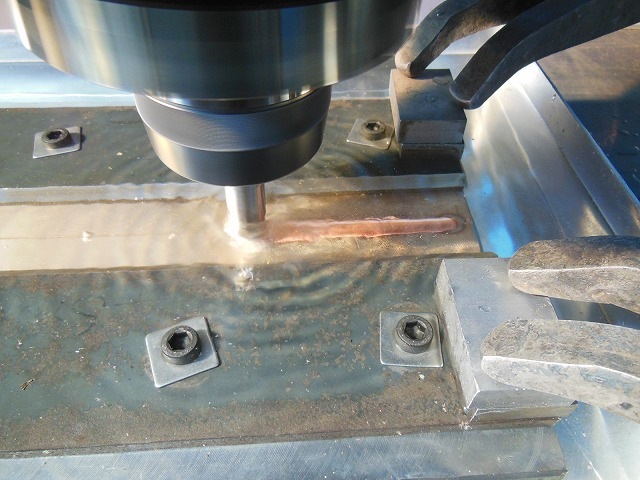 Friction Stir Welding >> 摩擦攪拌接合FSW | オーダー金属建材の菊川工業