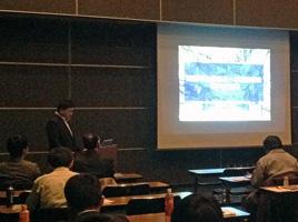 第3回先進レーザ実用加工研究会で講演