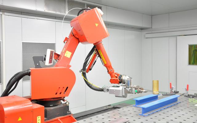 MM Fiber Laser Welding Machine