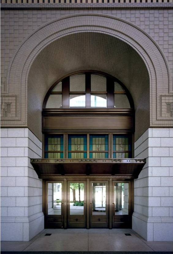Marunouchi Building, Triple Arch Restoration