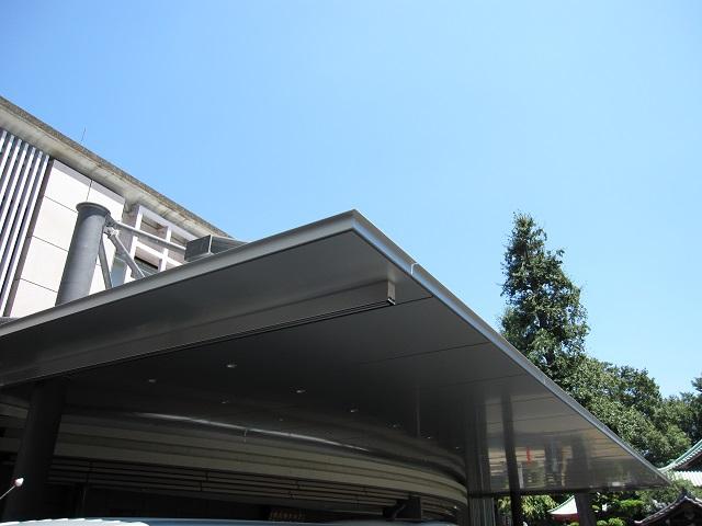 Shokakuji Canopy Expansion