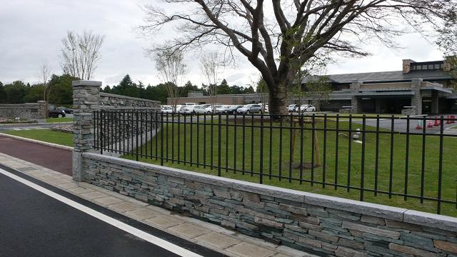 Sohbu Country Club, Guardrail Renovation