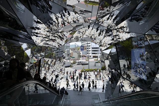 Tokyu Plaza, Omotesando Harajuku | Project Gallery | KIKUKAWA ...
