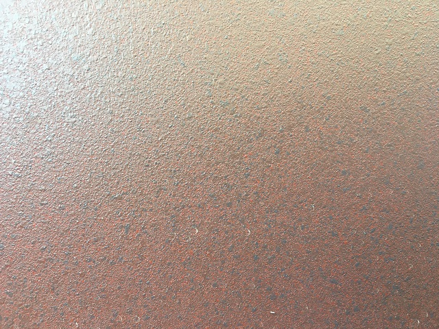 "A closeup of the selected ""oxidized paint"". (Similar to the tones of Irus: IR-02.1)"