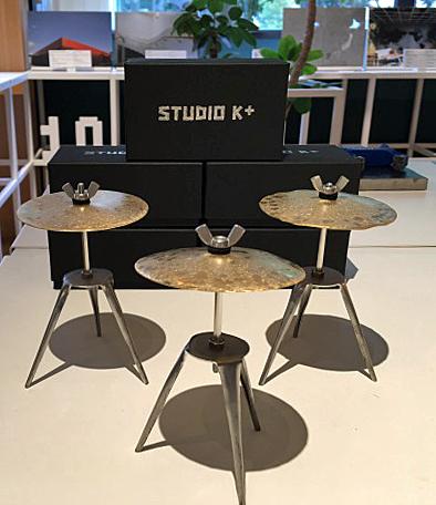 The new mini-cymbal