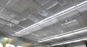 Joint widths are carefully quality controlled and are precisely installed