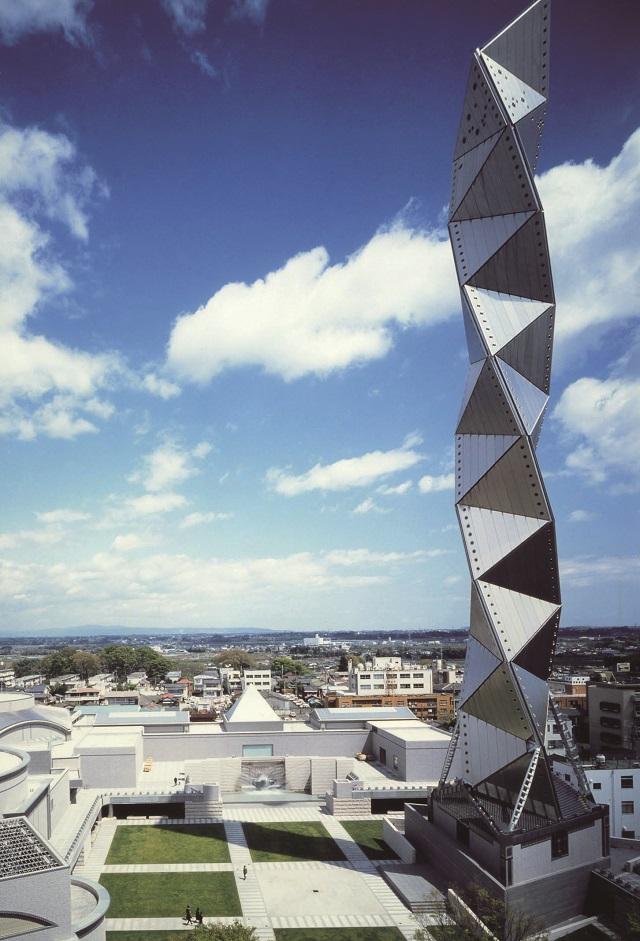 水戸芸術館:シンボルタワー