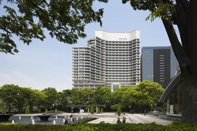 パレスホテル東京:南面