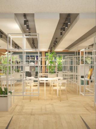 Studio K+ Entrance