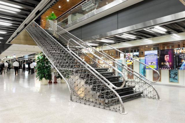 「夢の階段」、現在の様子。
