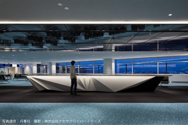 羽田空港国際線ゲートエリア