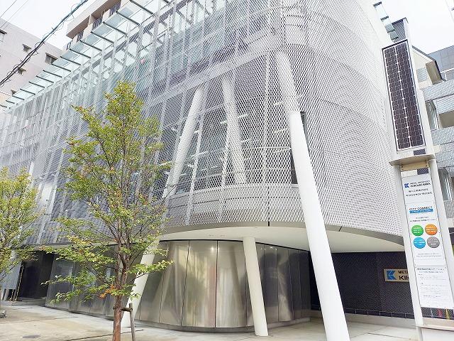 東京オフィス全体の外観