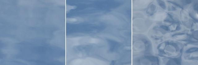 水面パネルパターン